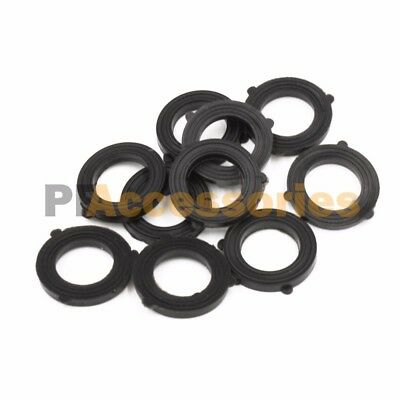 10 Pcs Garden Hose Heavy Duty Rubber Washer 1 Inch Od O-ring Gasket Flat Lot