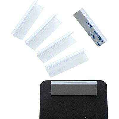 80 Pieces Earring Card Adapter Adhesive Lip Hanger Self-adhesive For Jewelry X