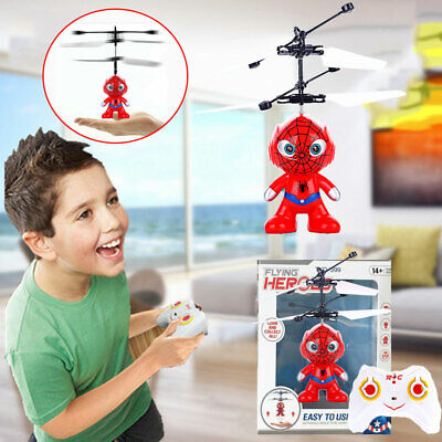 Toys for Kids RC Flying Superhero 4 5 6 7 8 9 10 11 Year Old Age Xmas Boys Gift