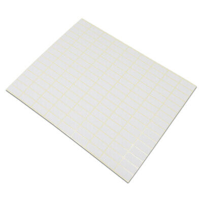 Blank Writable Self Adhesive Package Labels Office Printable White Paper Sticker