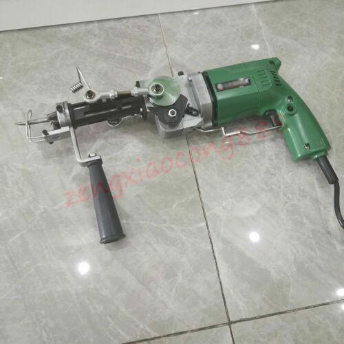 ZQ-II Rug tufting machine wall tapestries Hand tufting gun with cut and loop