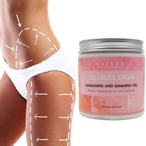 Anti Cellulite Slimming Weight Loss Cream Fat Burner Firming Body Lotion Bath & Body