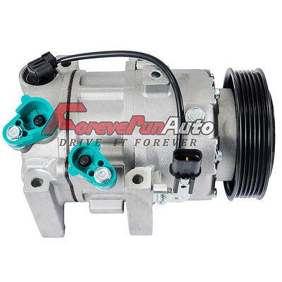 A/C AC Compressor For 2011-2014 Hyundai Sonata,2011 Kia Optima 2.0L 2.4L