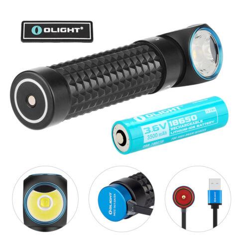 OLIGHT Perun 2000 Lumen Rechargeable High Power Handheld Flashlight Handheld HOT