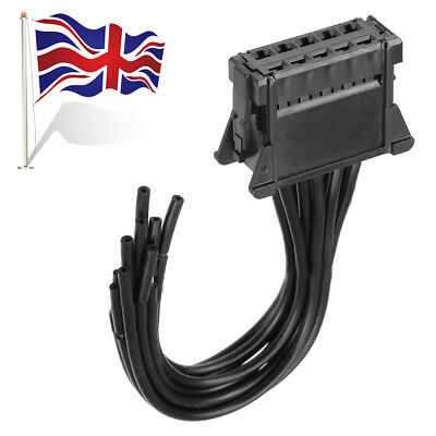 Heater Blower Resistor Wiring Loom Harness Connector For Renault Megane Clio Mk2