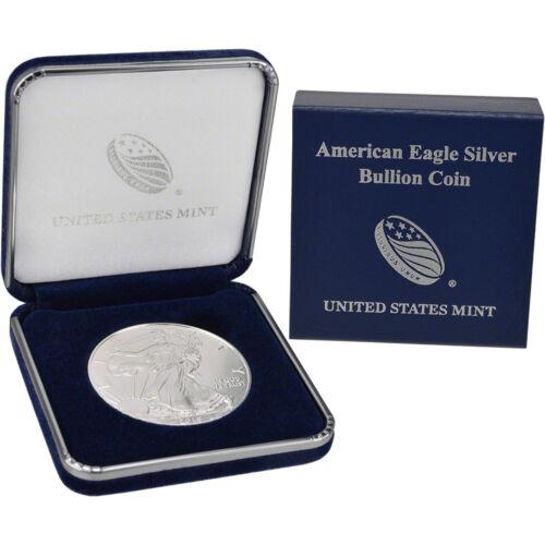 Купить 2018 American Silver Eagle in U.S. Mint Gift Box