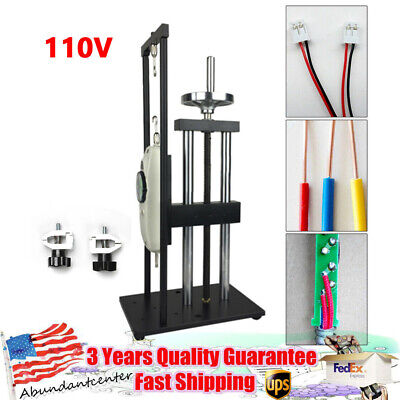 Screw Push Pull Test Stand Measure Machine Set 0-500n Tension Testing 110v 150mm