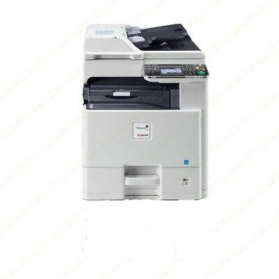 Kyocera Taskalfa 205c Color Copier Printer Scan Laser Tabloid 20PPM All-in-one ()
