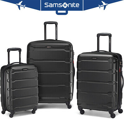 Samsonite Omni 3 Piece Hardside Luggage Nested Spinner Set