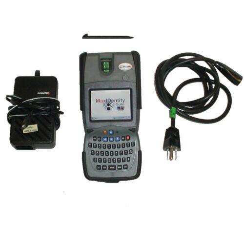 Intermec MaxID IDL500 Handheld Multimodal Biometric Personal Identity Reader