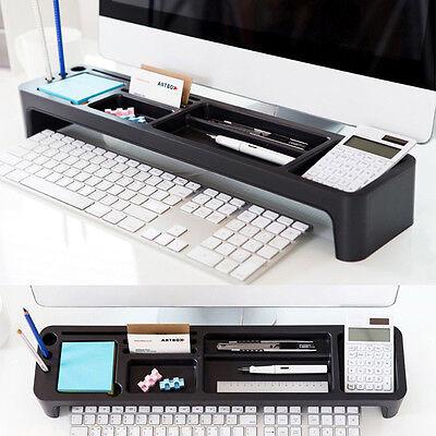 Desk Organizer My Room Dark Grey Top Desk Organizer 42106