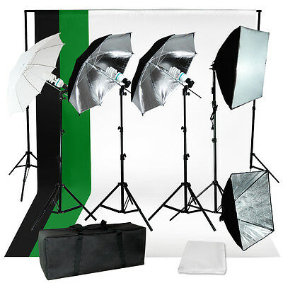Комплекты освещения Lusana Studio Photography Kit