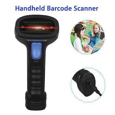 1d2d Code Scanner Decoder Reader Bluetooth Usb Wireless Barcode Usa High Speed