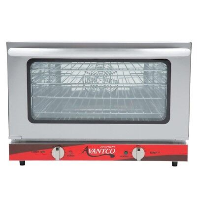 Nib 12 Size Commercial Restaurant Kitchen Countertop Electric Convection Oven