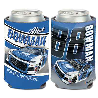 Alex Bowman 2018 Nationwide  88 Car Can Cooler 12 Oz  Nascar Koozie