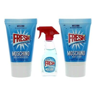 Gift set CHEAP & CHIC by Moschino EDT Spray 3.4 oz And CK