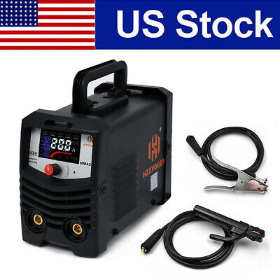 120a Electric Welding Machine Igbt 120a 220v Mini Arc Mma Stick Welder Weld 220v