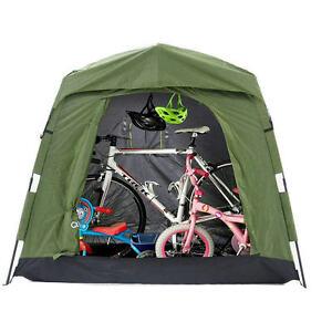 Quictent Heavy Duty Pop Up Bike Tent Storage Shed Quick Setup Garage Outdoor  sc 1 st  eBay & Storage Tent | eBay