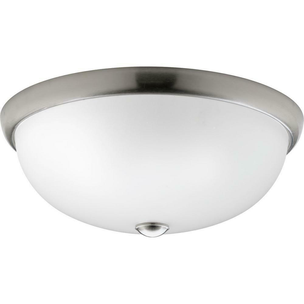 "Progress Lighting P350045 3 Light 17"" Wide Flush Mount Bowl"