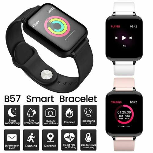 B57 Sport Smart Watch IP67 Waterproof Watch Heart Rate Monit