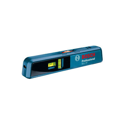 Bosch GLL1P Combination Point and Line Laser Level with AAA Batteries New