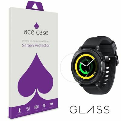 Samsung Gear Sport Tempered Glass Screen Protector - CRYSTAL CLEAR
