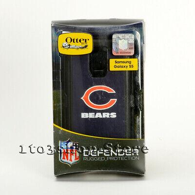 Otterbox Defender Samsung Galaxy S5 Case w/Holster Belt Clip - NFL Chicago Bears