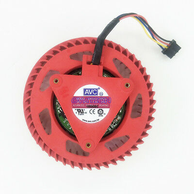 Used, for BASA0725R2U 75mm ATI Radeon HD4870 5870 HD5850 5970 HD6970 Graphic Card Fan for sale  Shipping to Canada