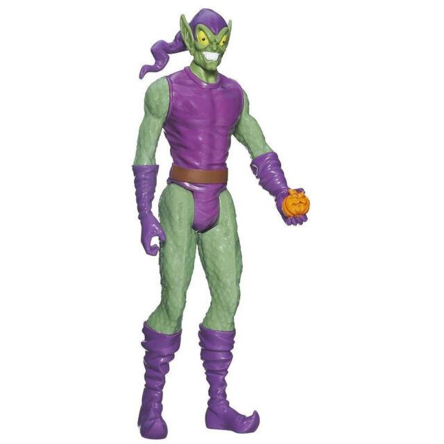 Hasbro Marvel Ultimate Spider-man Green Goblin Titan Hero Action Figure Toy Kids
