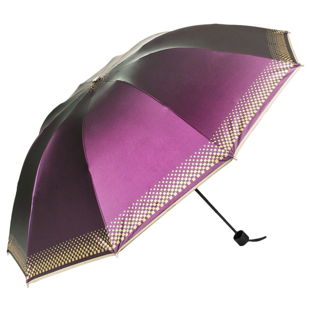 women super windproof anti uv parasol sun rain protection folding umbrella ebay. Black Bedroom Furniture Sets. Home Design Ideas