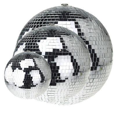 Hanging Mirror Disco Ball, Silver