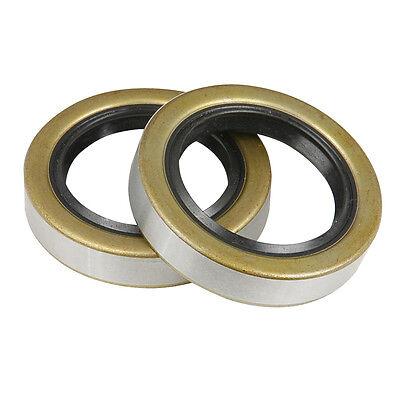 Trailer Wheel Bearing Seals - CE Smith Trailer Wheel Bearing Grease Seals for 1 inch - 1-1/16 Straight Spindle
