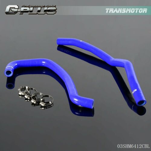 For Yamaha raptor 700 YFM700 700R 2006-2013 07 08 09 silicone Radiator Hose BLUE