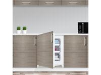 Gorenje FIU6F091AWUK Built-Under Integrated Undercounter Cupboard Freezer, 60cm