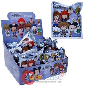 Kingdom Hearts Key Chain 3D Foam Figural Key Ring Mystery Blind Bag 1pack