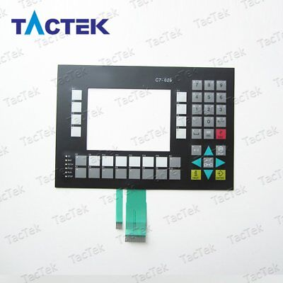 Membrane Keypad Switch Keyboard For 6es7626-2ag01-0ae3 C7-626