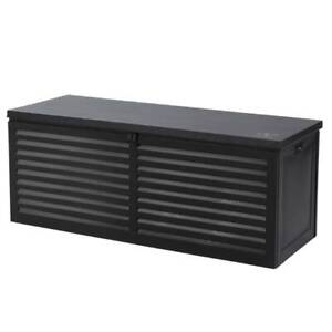 Outdoor Storage Box 390L Container Lockable Toy Tools Deck Garden Kings Beach Caloundra Area Preview