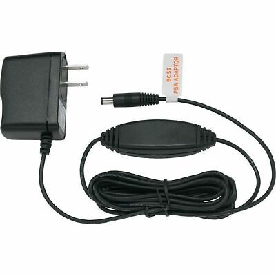 Roland® Boss® PSA-120S Adapter Power Supply 9.6V DC 500mA Compact