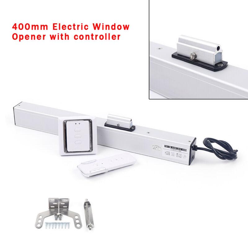 Aluminum Alloy Motorised Window Opener Winder Electric Stainless Steel 400N 24 V