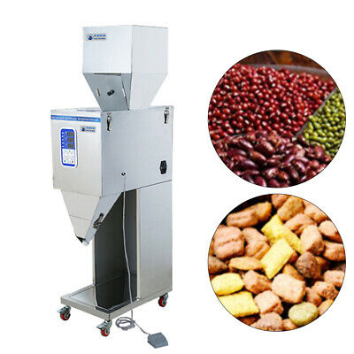 10999g Auto Powder Rackingfilling Machine Weigh Filler For Teaseedgrain Used
