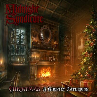 Midnight Syndicate Christmas A Ghostly Gathering Halloween Background Music CD](Halloween Background Music)