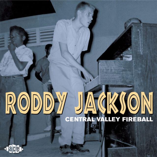 Roddy Jackson - Central Valley Fireball (CDCHD 1161)