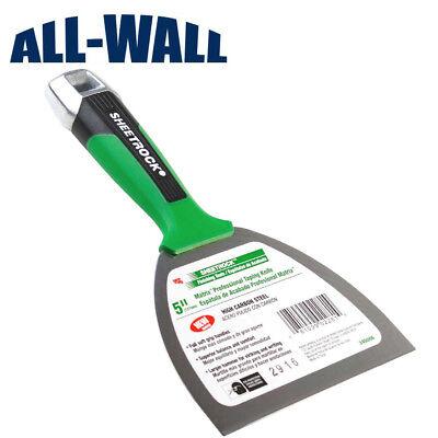 Usg Sheetrock Matrix 5 Professional Carbon Steel Joint Knife - Pro Quality