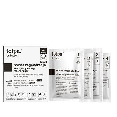 TOLPA ESTETIC NIGHT INTENSIVE REGENERATING TREATMENT, ZABIEG REGENERUJACY NA NOC