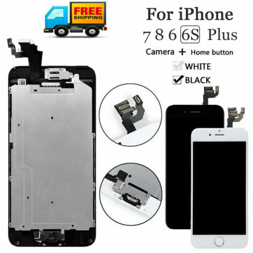 For iPhone 6S 8 6 7 Plus LCD Dispaly Touch Screen Complete R