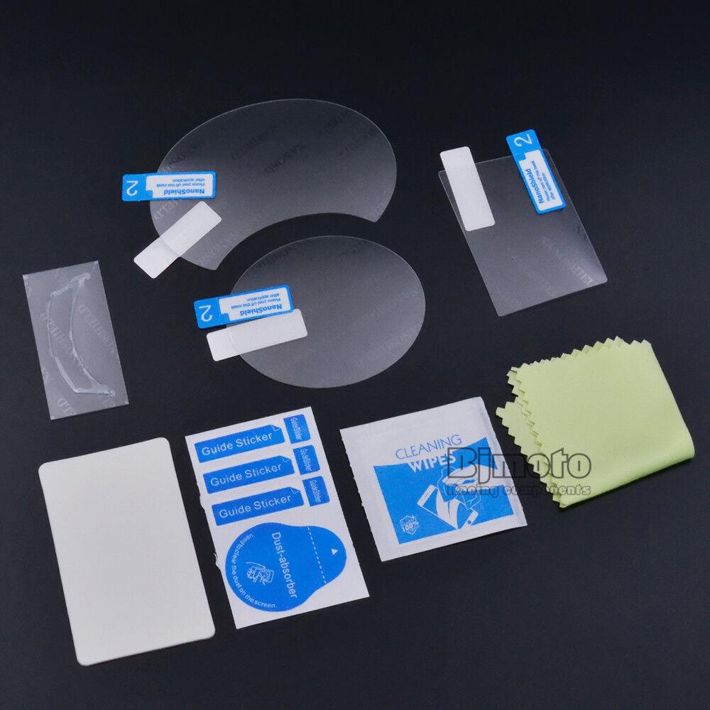 Dashboard Tachometer Film Sticker Protector for Honda CBR500R//F//X 2015-2017