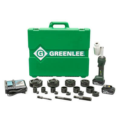 Greenlee Ls100x11sb4 Intelli-punch Battery-hydraulic Knockout Kit With