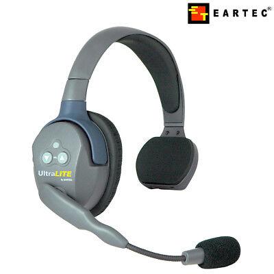 Eartec ULSR UltraLITE Single-Ear Rechargeable Battery Wireless Headset (Remote)