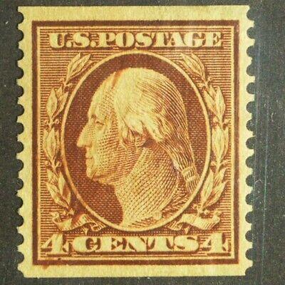U.S. Stamp: SC#354 MH F005