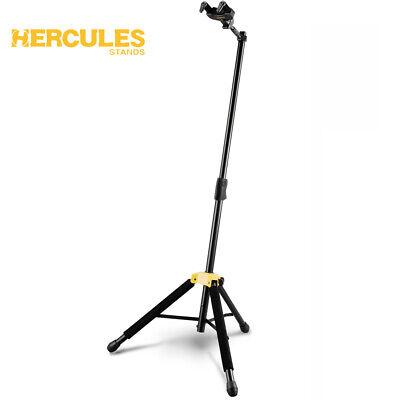 Hercules GS415B AGS Durable Guitar Stand w/ Foldable Yoke Music Equipment New